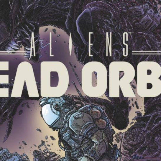 Aliens Dead orbit