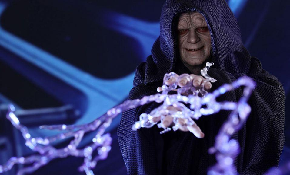 Figure dell'Imperatore Palpatine
