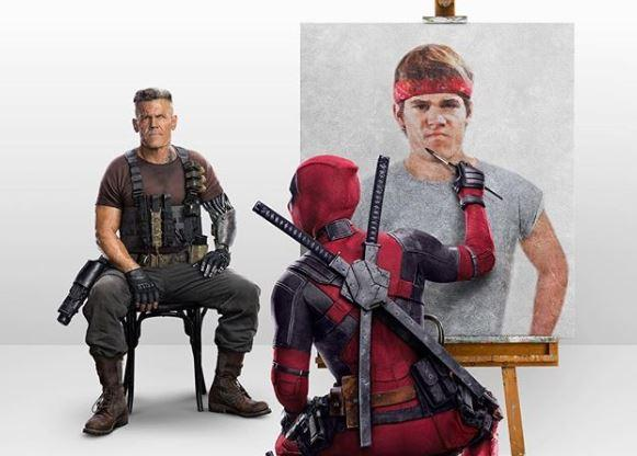 Josh Brolin Deadpool 2 Goonies