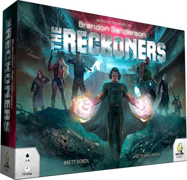 The Reckoners scatola