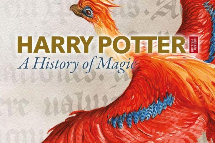 mostra di harry potter a history of magic