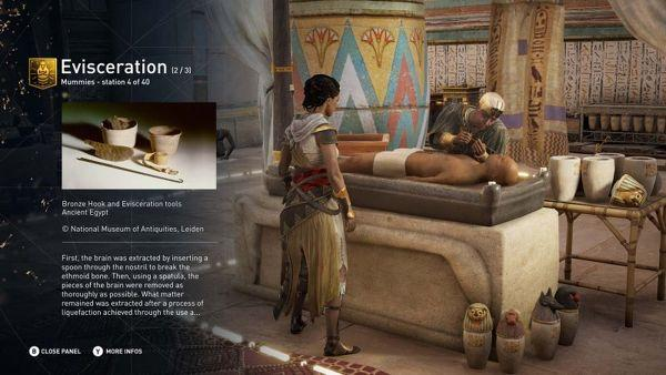assassin's creed origin discovery tour 1