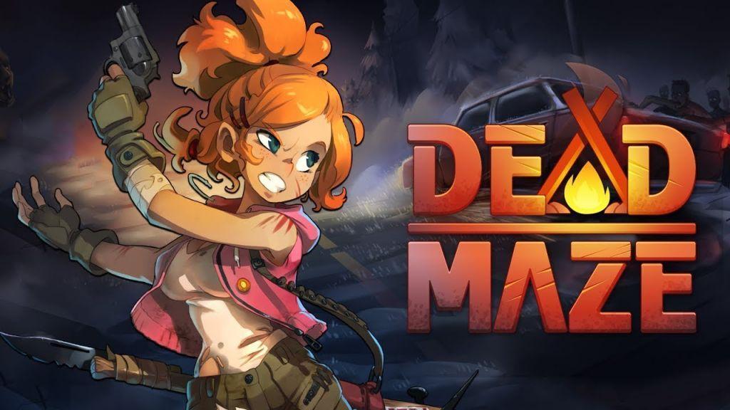 dead maze cover