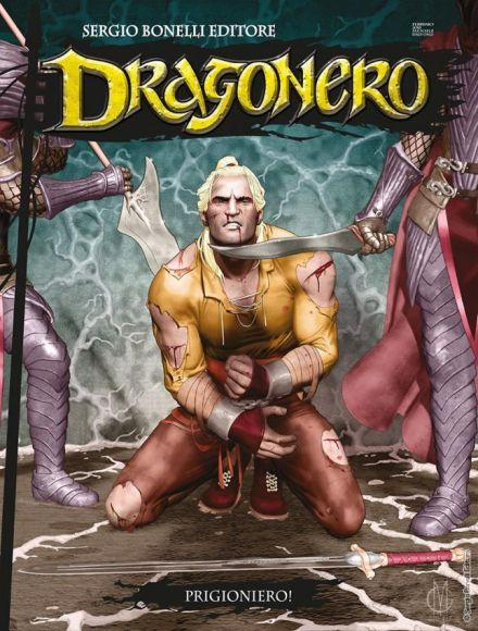 dragonero copertina