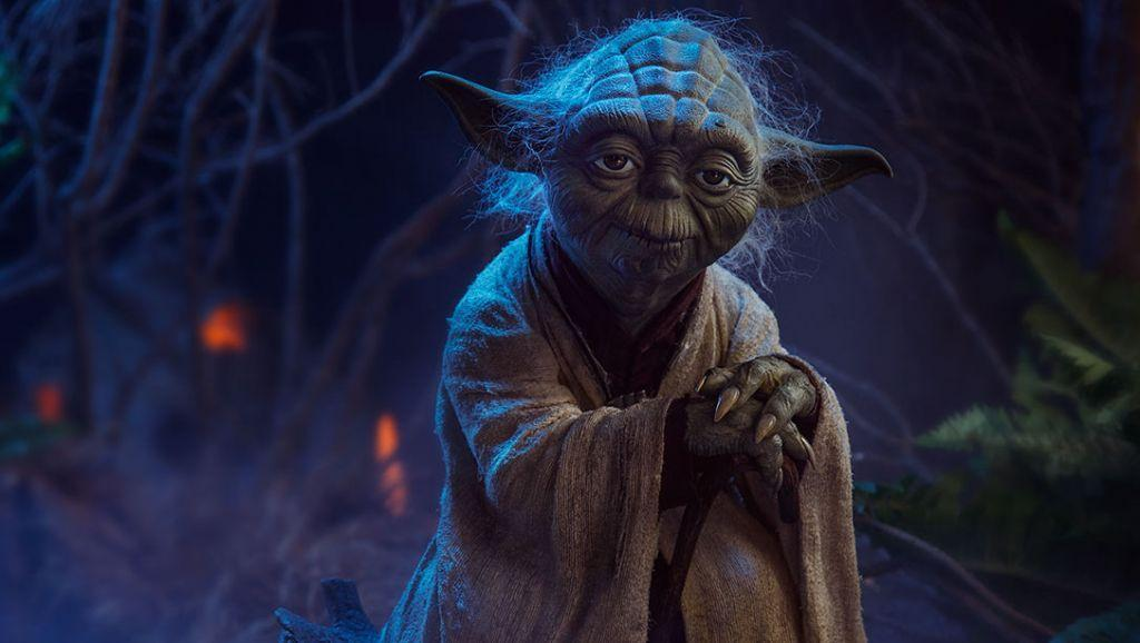 Figure di Yoda Star Wars