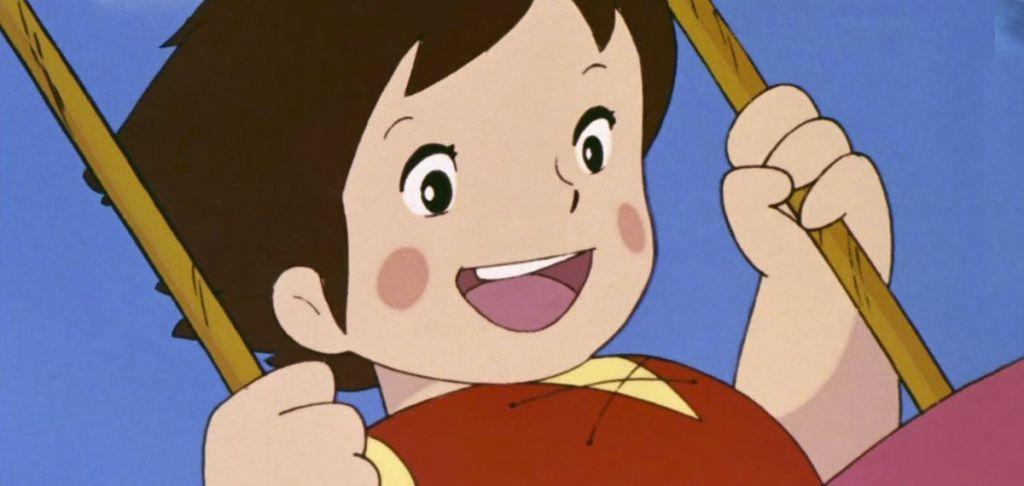 animazione giapponese Heidi