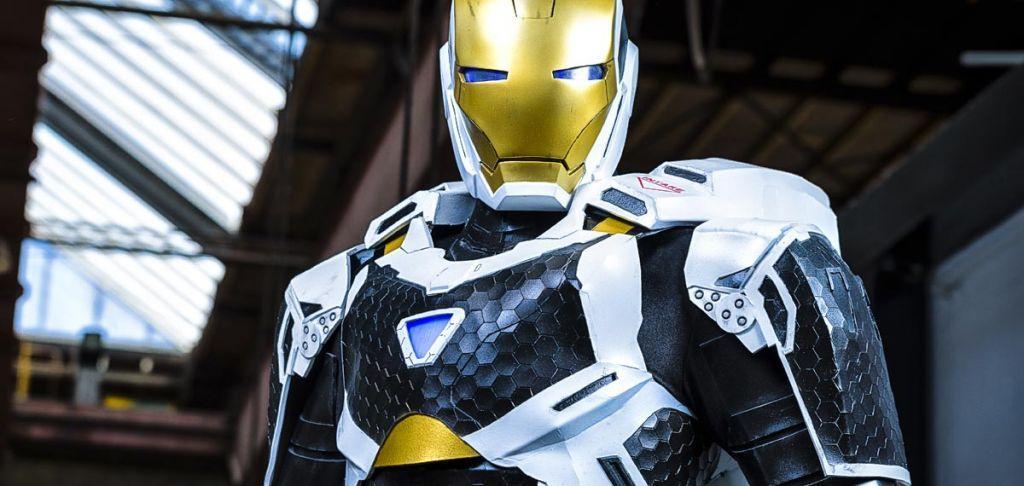 armatura di Iron Man