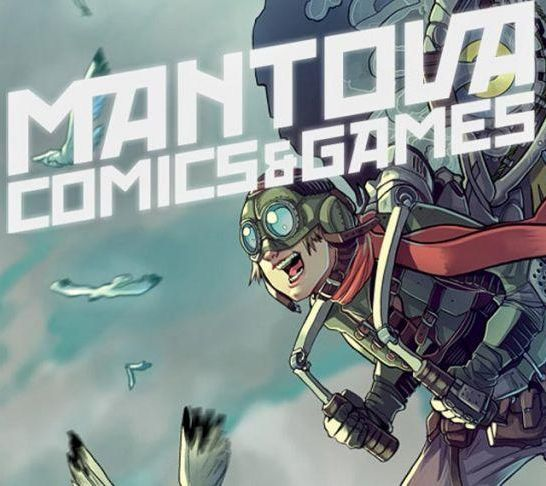 Mantova Comics and Games 2018