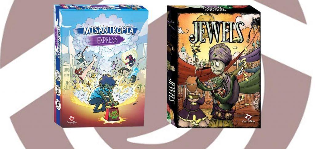Misantropia Express e Jewels