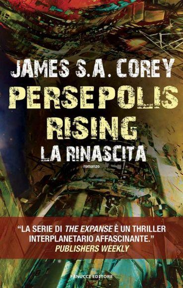 Persepolis rising - La rinascita