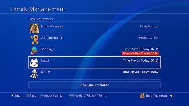 aggiornamento PlayStation 4