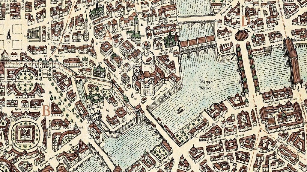 sommerlund city maps cov