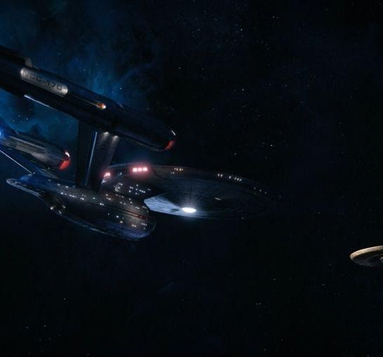 star trek discovery enterprise discovery