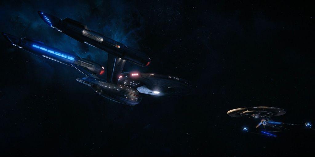 star trek discovery enterprise discovery