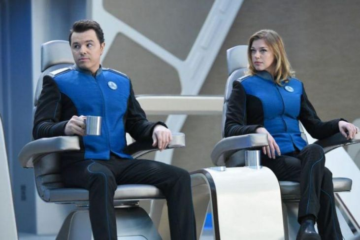the orville cover