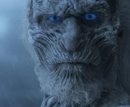 white walker di game of thrones cover
