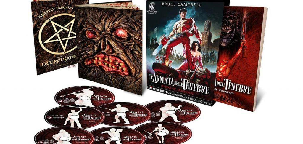 L'Armata delle Tenebre - Midnight Classics Limited Edition