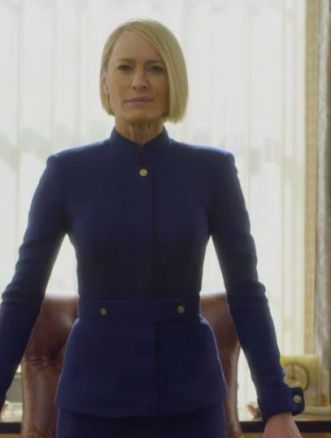 Claire Underwood House of Cards 6