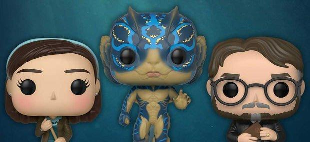 Funko Pop de La forma dell'acqua