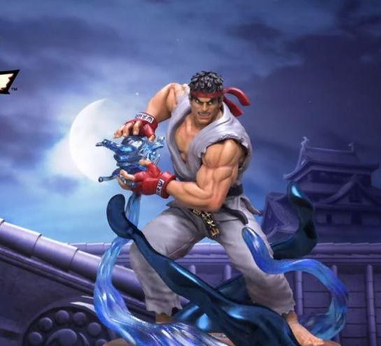 Gioco di Miniature di Street Fighter