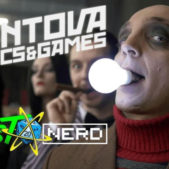 Mantova Comics and Games 2018 Justnerd