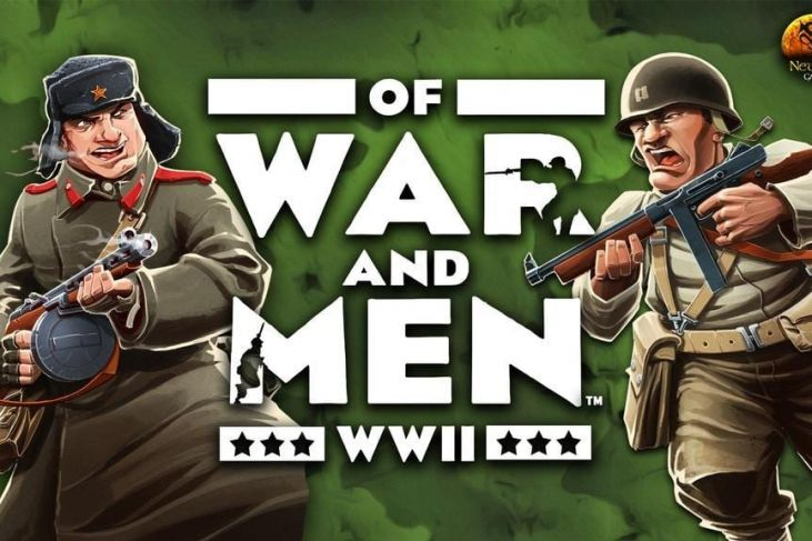 Of War and Men: WWII
