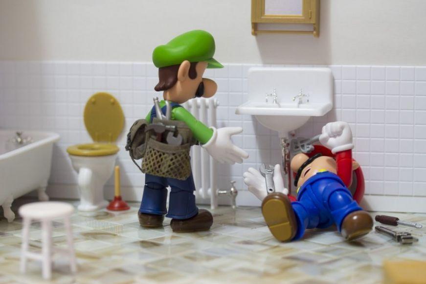 Super Mario Idraulico