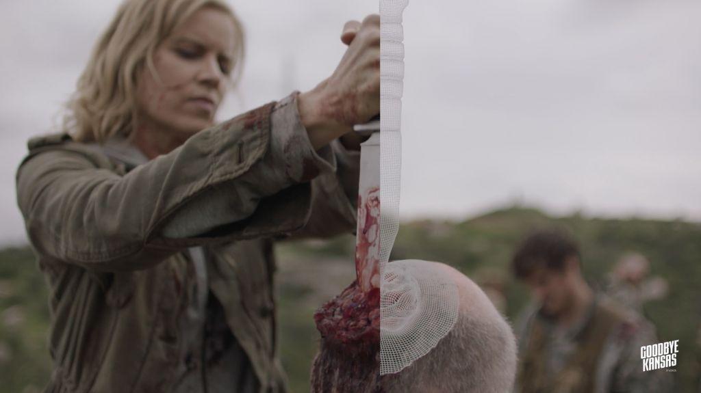 VFX di Fear The Walking Dead