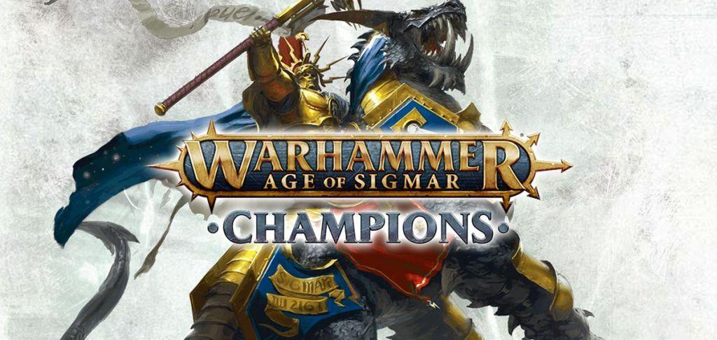 Warhammer Age of Sigmar Champions