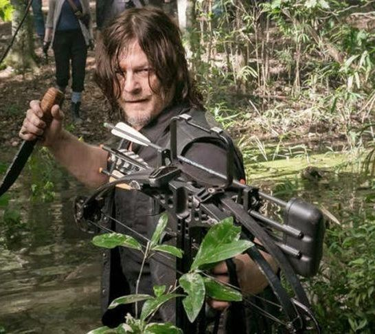 The Walking Dead 8 Daryl