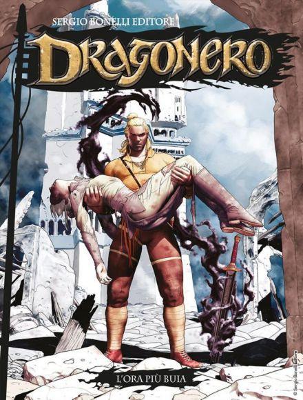 dragonero 58 copertina