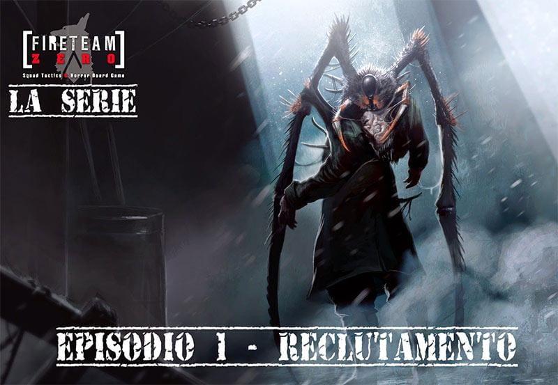Fireteam Zero - La serie