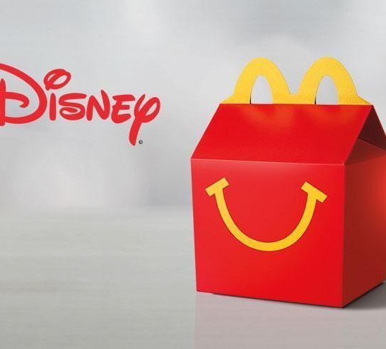 Happy Meal Disney