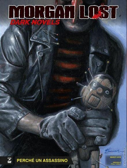 morgan lost dark novel 4 copertina