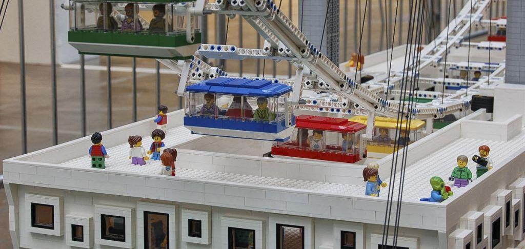ruota panoramica LEGO