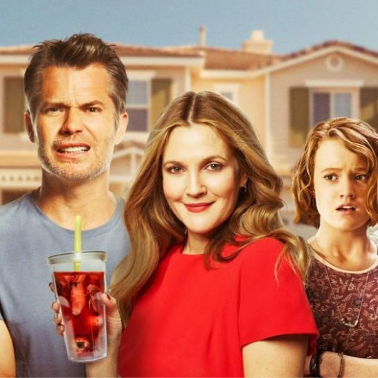 santa clarita diet cover