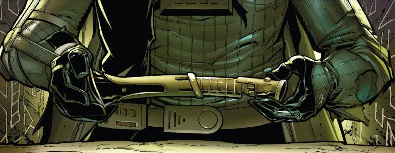 spada laser di Darth Vader