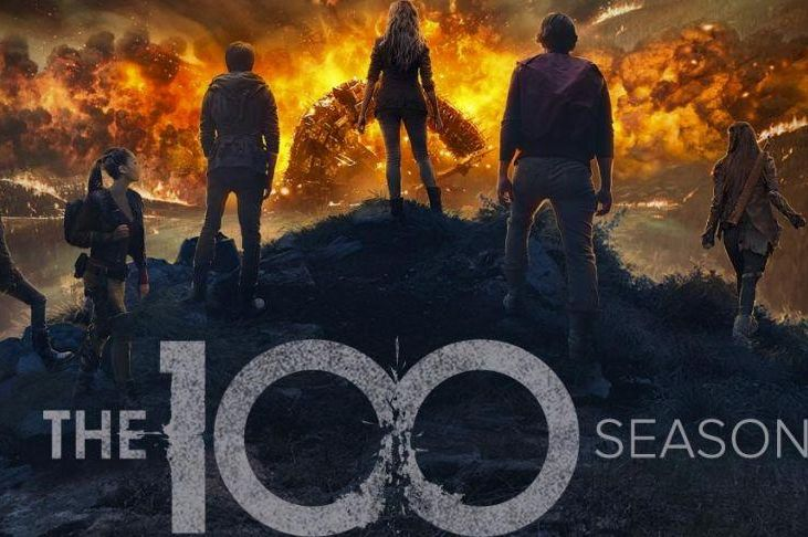 the 100 stagione 5