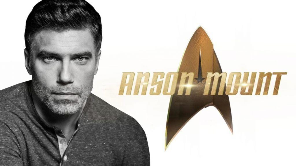 Anson Mount Star Trek Discovery 2