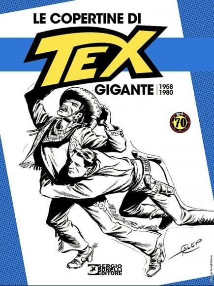 Copertine di Tex