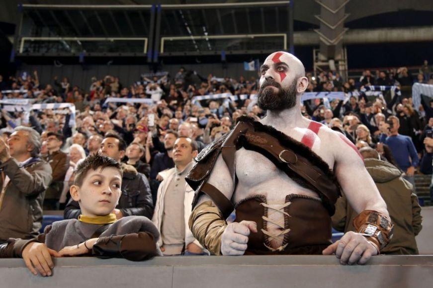 God of War Derby