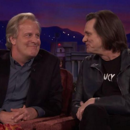 Jim Carrey e Jeff Daniels