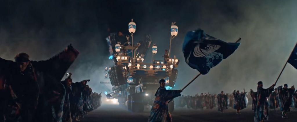 Mad Max Giappone Pepsi J-Cola