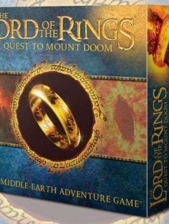 The Lord of the Rings: Quest to Mount Doom