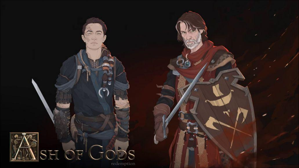 ash of gods cover