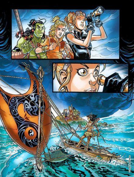 dragonero adventure 6