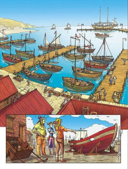 dragonero adventures 6