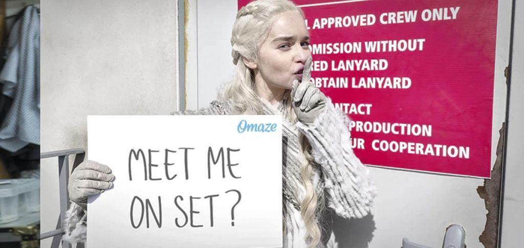 emilia clarke Game of Thrones 8