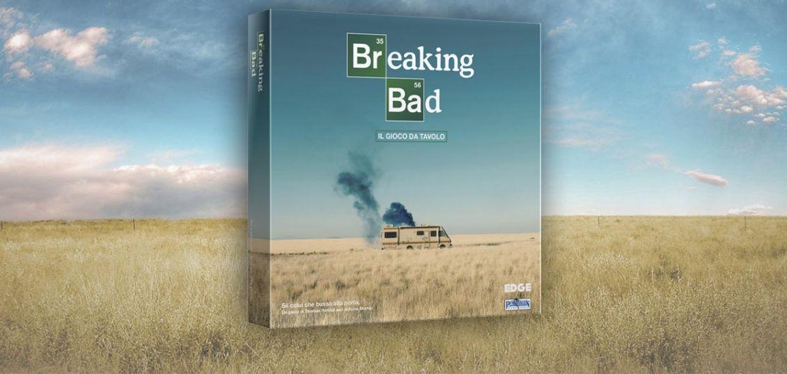 gioco da tavolo di Breaking Bad