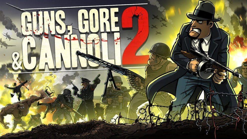 guns, gore & cannoli 2 cover
